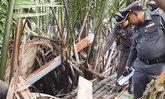 ผลนิติเวชชี้ศพหนุ่ม 27 ถูกทุบด้วยของแข็ง ก่อนแยกชิ้นทิ้งหมกป่า