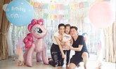 หนิง ปณิตา จัดปาร์ตี้วันเกิด ฉลอง 5 ขวบ ให้น้องณิริน