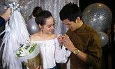 ซาร่า นลิน โดนจู่โจม เต้ย เซอร์ไพรส์ขอแต่งงานต่อหน้าสื่อ