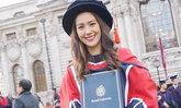 แมทธิิว ดีน สุดภูมิใจน้องสาวคนสวย เรียนจบดอกเตอร์จากอังกฤษ