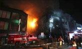 เพลิงไหม้ฟิตเนสในเกาหลีใต้ เสียชีวิตแล้ว 28 ศพ