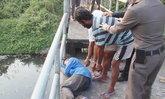 2 โจรฆ่าคนขับรถวัดทิ้งน้ำ ตำรวจฝันเห็นนิมิต 2 คนนี้เป็นมือฆ่า