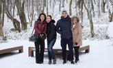 ทริปนี้สุดพิเศษ มะปราง ควงแฟน อัทธ์ พาแม่ๆ เที่ยวเกาหลี