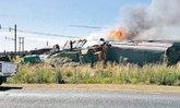 รถไฟชนกันที่แอฟริกาใต้ เจ็บอย่างน้อย 226 คน