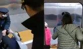 จวกยับ หญิงจีนยืนขวางประตูรถไฟใต้ดินรอสามี ทำขบวนล่าช้า