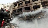 เกิดระเบิดฆ่าตัวตาย 2 ครั้งซ้อนที่แบกแดด ตาย 27 ศพ