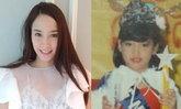ย้อนภาพวันวาน อั้ม พัชราภา อินเนอร์ซุปตาร์มาเต็มตั้งแต่เด็ก