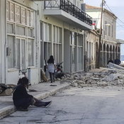 แผ่นดินไหวกรีซ
