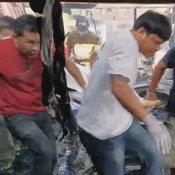 สุดสลด ไฟไหม้บ้านที่เพชรบูรณ์ ผู้ป่วยติดเตียงวัย 46 ปี ดับคากองไฟ