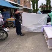 สลดไม่หยุด รปภ.วัย 73 ปี พ่อนักข่าวช่องดัง ติดโควิดหาเตียงไม่ได้ ตัดสินใจผูกคอจบชีวิต