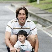 เจ กับลูกชาย