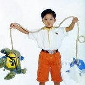 ฟลุค เดอะสตาร์ ถ่ายแบบตอนเด็ก