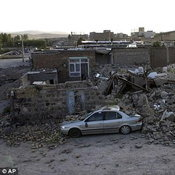 แผ่นดินไหว อิหร่าน
