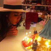 วันเกิดชมพู่ อารยา อายุ 32
