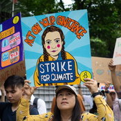 เดินขบวน Climate Strike ประเทศไทย