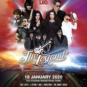 the legend music festival