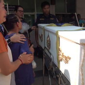 บุรีรัมย์สุดสะเทือนใจ รับร่าง 4 พ่อแม่ลูกเหยื่อกระบะข้ามเลนชนดับยกคันเสียงร้องระงมเพื่อนโพสต์อาลัย
