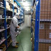 ไวรัสโคโรนา: คิง เพาเวอร์ จัดเต็มมาตรฐานสุขลักษณะทุกพื้นที่บริการ (คลิป)