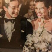 หมอโอ๊ค ให้ข้อความหวานถึง โอปอลล์ ในวันครบรอบวันแต่งงานปีที่6
