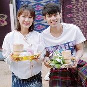 แดน แพทตี้ ช่วยกันแพ็คข้าวสารอาหารแห้ง ช่วยคนไทยสู้โควิด19