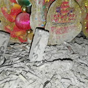 ราชบุรี - แห่ส่องอ่างน้ำมนต์อาตี๋สำเภาทองและไอ้ไข่เด็กวัดเจดีย์หลังให้ล่างบนตรงมาแล้ว
