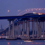 Coronado Bridge in U.S.