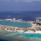Thilafushi, Maldives