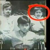เชอร์รี่ เข็มอัปสร ตอนเด็ก