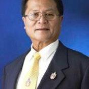 นายชูชาติ หาญสวัสดิ์ รัฐมนตรีช่วยการกระทรวงมหาดไทย