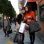 เมย์   อั้ม ในญี่ปุ่น