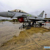 RAF Typhoon อังกฤษ