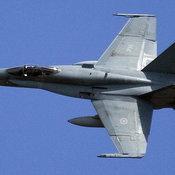 CF-18 Hornet แคนาดา