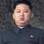 คิม จองอึน บุตรชายคนเล็ก