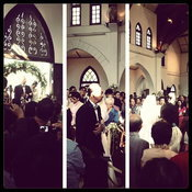 งานแต่งงาน โบ สุรัตนาวี