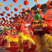 ตรุษจีน 2555 จีน