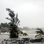 พายุไต้ฝุ่นนาลแก เกาะไหหลำ