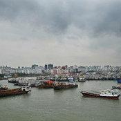 พายุไต้ฝุ่นนาลแก จีนตอนใต้