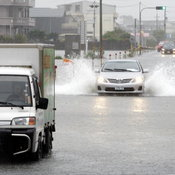 พายุไต้ฝุ่นนาลแก ไต้หวัน