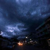 ภาพเมฆฝน นนทบุรี