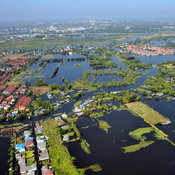 น้ำท่วมกรุงเทพฯ ตอนเหนือ