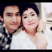 ธีร์กับแม่
