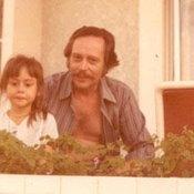 นัท มีเรียกับคุณพ่อ