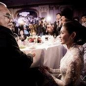 งานแต่งแอฟ สงกรานต์
