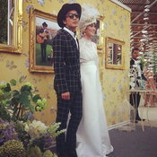 งานแต่งไอด้า แอมมี่