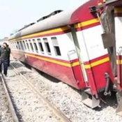 รถไฟตกราง บางเขน