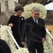 งานศพ พ่อคิมเบอร์ลี่