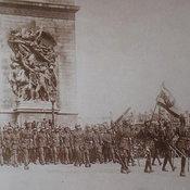 ธงไตรรงค์ในสงครามโลกครั้งที่ 1