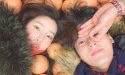 """""""จียอน"""" ไม่พูดเยอะ ความสัมพันธ์ """"ฮั่น"""" ใช้สถานะอะไร คำตอบอยู่ในภาพ"""