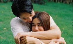 """""""หมาก-คิม"""" หวานจัด ปล่อยภาพมุ้งมิ้งครบรอบความรัก 7 ปี"""