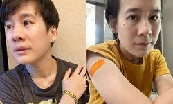 """""""บุ้ง ใบหยก"""" ลั่นพวก VIP พักก่อน ขอวัคซีนไฟเซอร์ให้บุคลากรทางการแพทย์ทุกคน"""